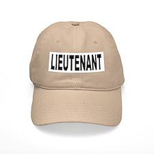 Lieutenant Baseball Cap