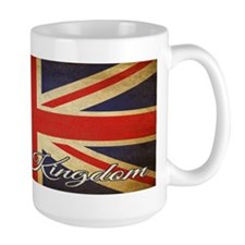 Vintage UK Mugs