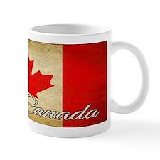 Vintage Canada Mugs