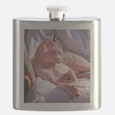Little George Hairlesson Flask