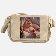 Little George Hairlesson Messenger Bag