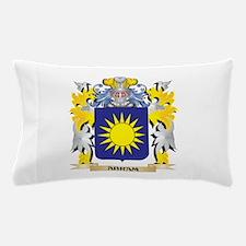 Abram Coat of Arms - Family Crest Pillow Case