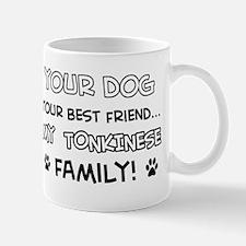 My Tokinese Cat is Family Mug