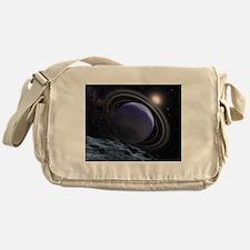 Extrasolar Planet Messenger Bag