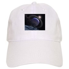 Extrasolar Planet Baseball Baseball Cap