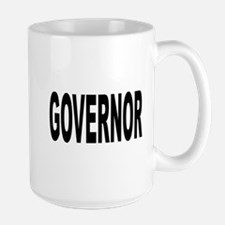 Governor Large Mug