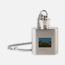 SENECA ROCKS Flask Necklace