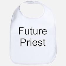 Future Priest Bib