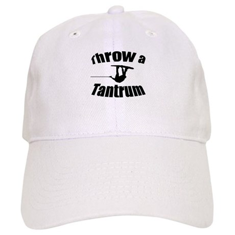 Throw a Tantrum Cap