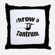 Throw a Tantrum Throw Pillow