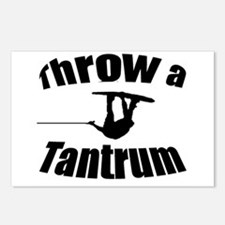 Throw a Tantrum Postcards (Package of 8)