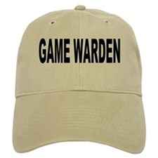 Game Warden Baseball Cap