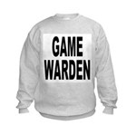 Game Warden Kids Sweatshirt