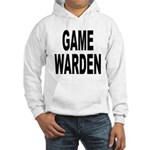 Game Warden (Front) Hooded Sweatshirt