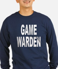 Game Warden (Front) T