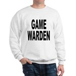 Game Warden (Front) Sweatshirt