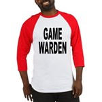 Game Warden Baseball Jersey