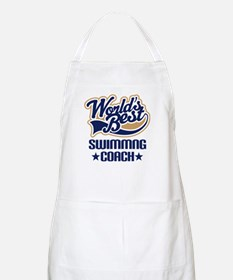 Swimming Coach (Worlds Best) Apron