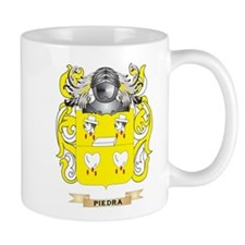 Piedra Coat of Arms (Family Crest) Mugs