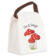 Im A Fungi Canvas Lunch Bag
