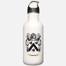 Pierce Coat of Arms (Family Crest) Water Bottle