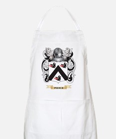 Pierce Coat of Arms (Family Crest) Apron