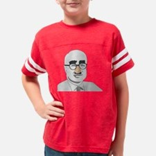 FIN-nose-glasses-john-mccain Youth Football Shirt