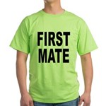 First Mate Green T-Shirt