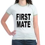 First Mate (Front) Jr. Ringer T-Shirt