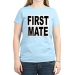 First Mate Women's Pink T-Shirt