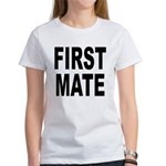 First Mate Women's T-Shirt
