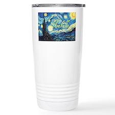 Isabella Starry Night Travel Mug