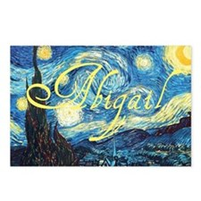 Abigail Starry Night Postcards (Package of 8)