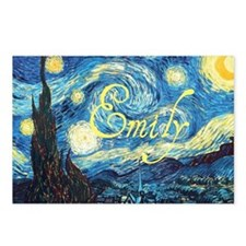 Emily Starry Night Postcards (Package of 8)