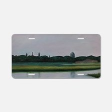 ST. AUGUSTINE VIEW Aluminum License Plate