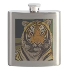 Another Tiger  Flask