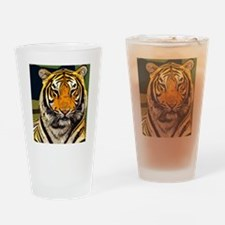 Another Tiger  Drinking Glass