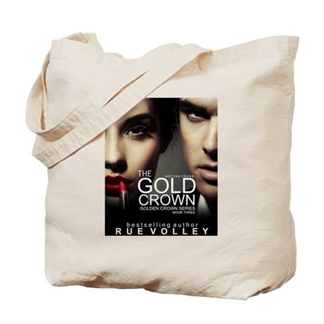The Gold Crown Book Tote