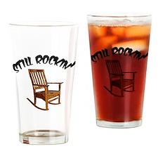 Still Rockin' Drinking Glass