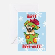 Holiday Wheaten Greeting Cards (Pk of 10)