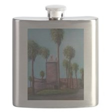 ST. AUGUSTINE CITY GATES Flask