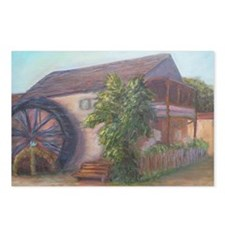 OLDE GRIST MILL Postcards (Package of 8)