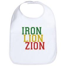 Iron Lion Zion Bib