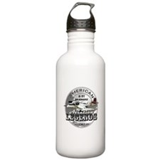 A-37 Dragonfly Aircraft Water Bottle