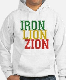 Iron Lion Zion Jumper Hoody