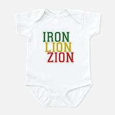 Iron Lion Zion Infant Bodysuit