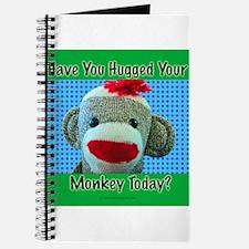 Hugged Monkey? Journal