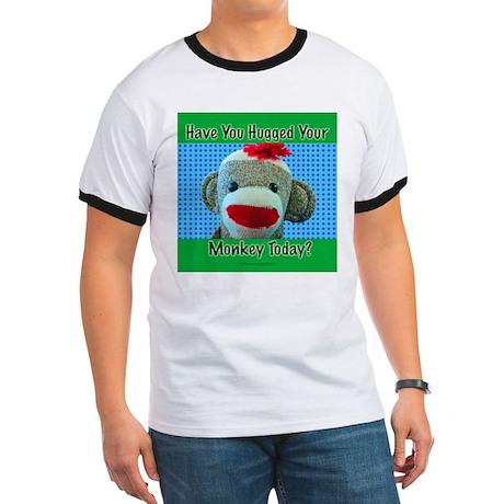 Hugged Monkey? Ringer T