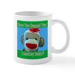 Hugged Monkey? Mug