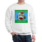 Hugged Monkey? Sweatshirt